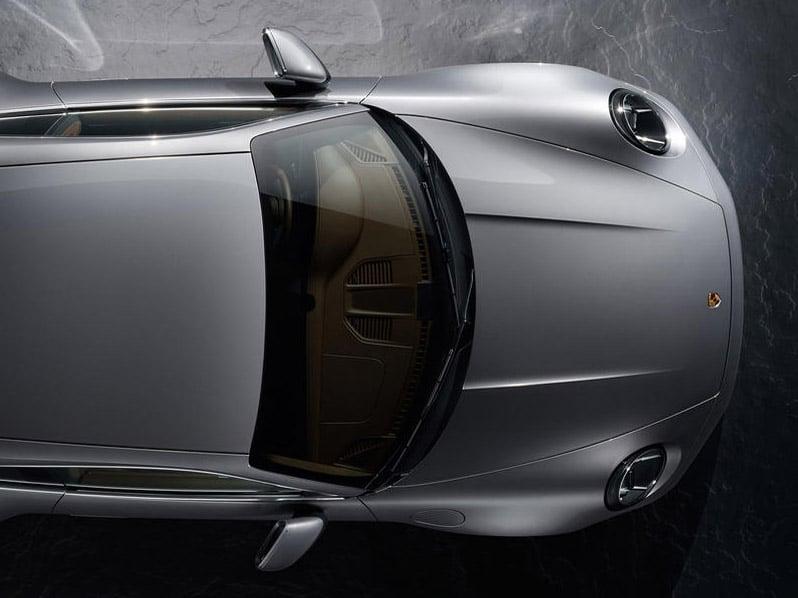 Der neue Porsche 911 Carrera S.