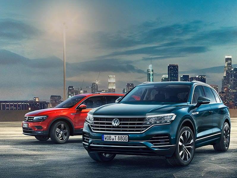Volkswagen SUV-Wochen