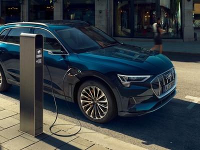 Steuer-Sparmodell Audi e-tron