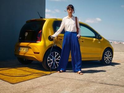 Der Volkswagen e-up!