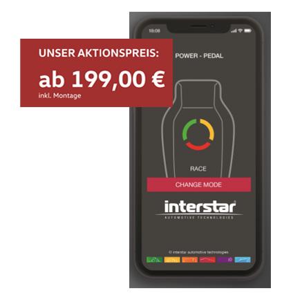 Interstar Powerpedal