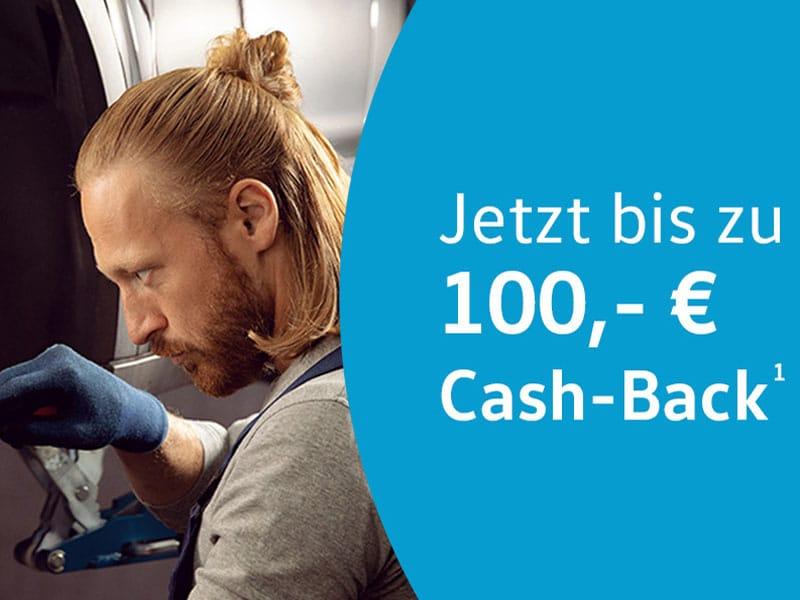 Cash Back Aktion