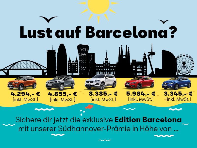 Edition Barcelona