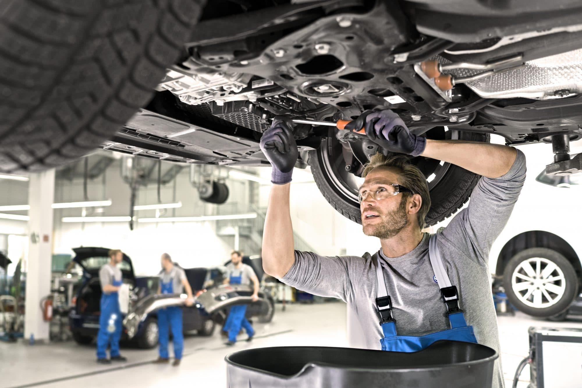 Online-Terminbuchung Volkswagen Zentrum
