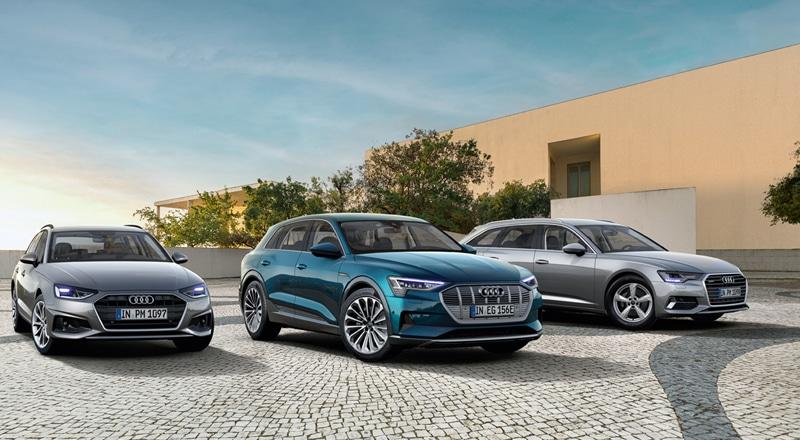 Audi Gebrauchtwagen :plus Wochen