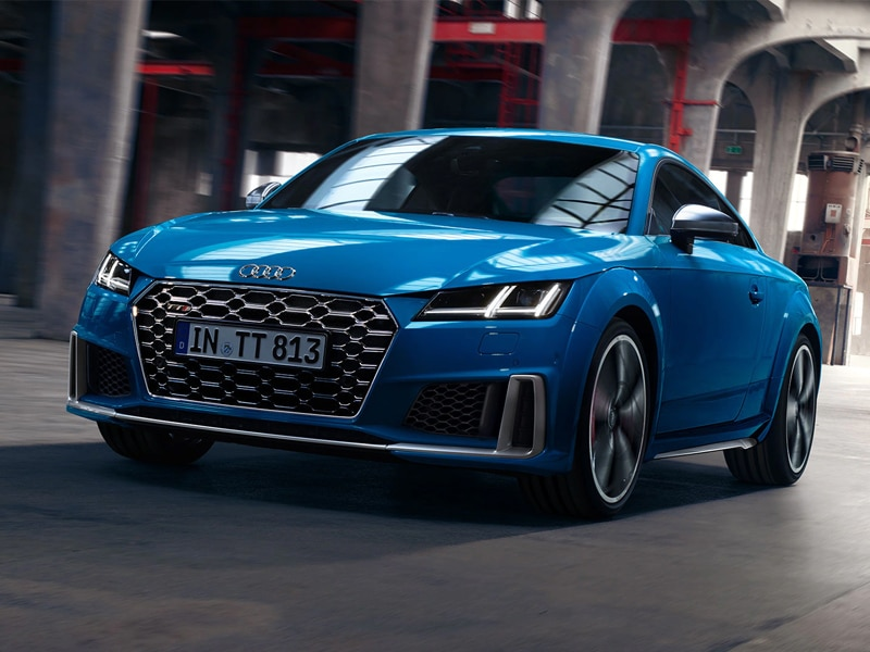 Audi TTS Special